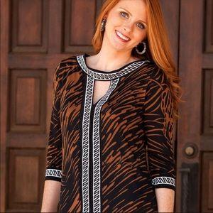 Tracy Negoshian valerie dress sz M